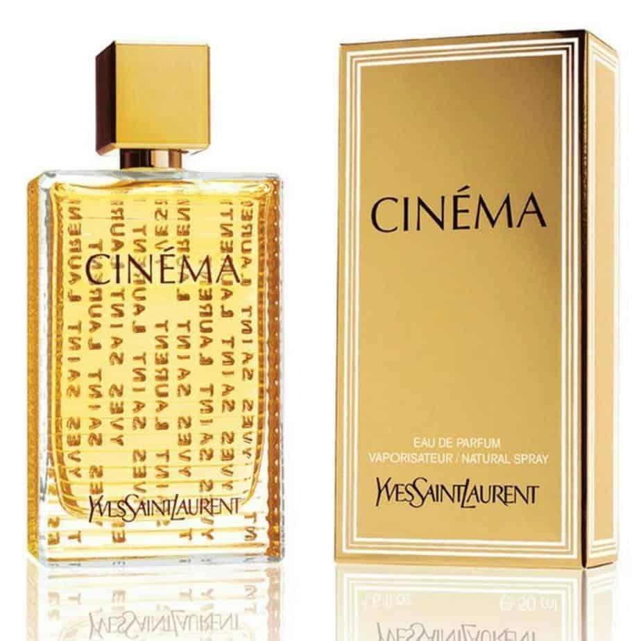 Cinema 30 Oz Ysl Yves Saint Laurent Women Perfume Edp Spray New In