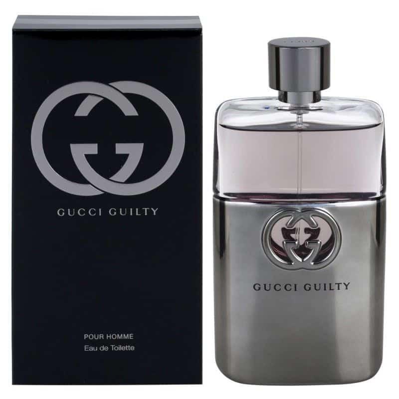 Gucci Guilty Pour Homme Cologne Perfume Men 3 Oz 90 Ml Eau De ... 7d8fb5182403